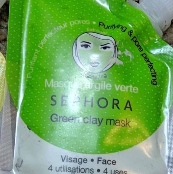 Sephora Other - Sephora Mask - Green Clay Mask